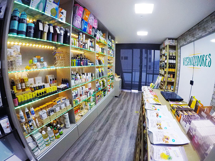 Loja Show Room Veganizadores Produtos Veganos